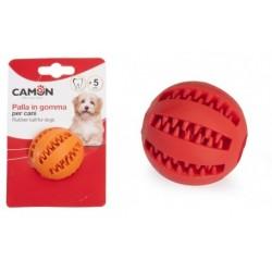 Играчка за Кучета Camon Dental Fun Baseball Дентална Топка за Лакомства