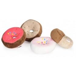 Играчка за кучета Camon Donut Плюшена Играчка Поничка 11см.