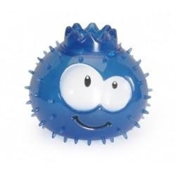 Играчка за кучета Camon Silicon Ball Силиконово Tопче с Oчички - 12см.