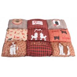 Легло за Куче Възглавница Dog Bed Pillow Patchwork