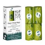 Clean'N'Green - Сертифицирани 100% Биоразградими/ Компостируеми хигиенни торби за кучета