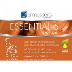 Dermoscent Essential 6 Spot-on За Здрава Кожа и Козина - ДО ИЗЧЕРПВАНЕ НА КОЛИЧЕСТВАТА