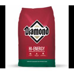 Diamond Hi energy sport - пълноценна храна за кучета над 1 година, подходяща за всички породи - 22.800 кг.