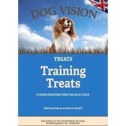 Dog Vision Training Treats - Кокалчета за обучение за кучета с пилешко месо 130 гр.