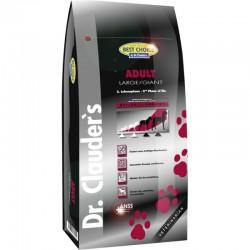 Dr. Clauder's Best Choice Super Premium Adult LB/Giant – Супер премиум суха храна за кучета от големи/много големи породи