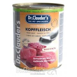 Dr. Clauder's Selected Meat Kopffleisch - месо от глава /Pre Biotics/-800 gr