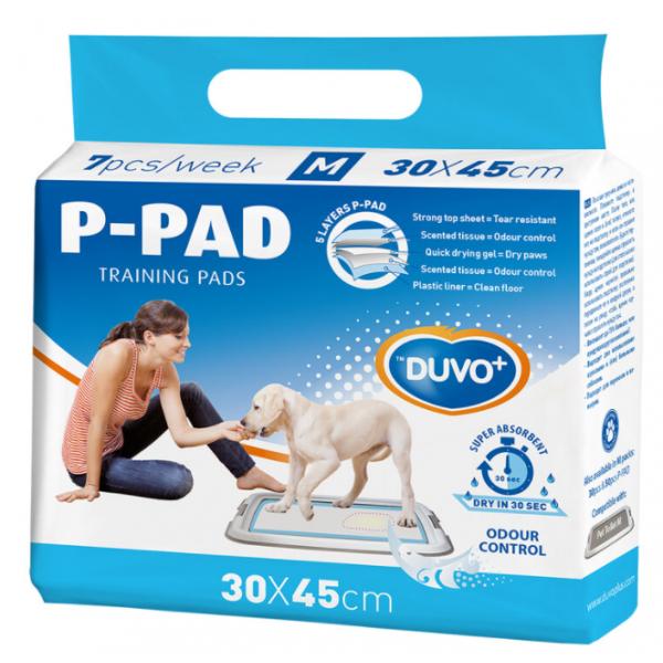 Duvo P-pad подложки за подрастващи кученца