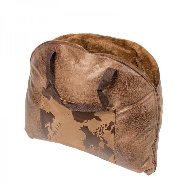 Duvo 2 в 1 чанта и легло Explorer за кучета