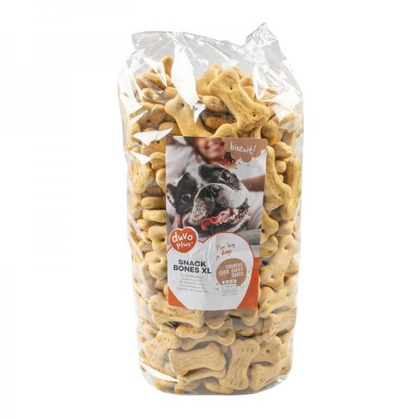 Duvo бисквити кокалчета Snack bones за кучета - XL