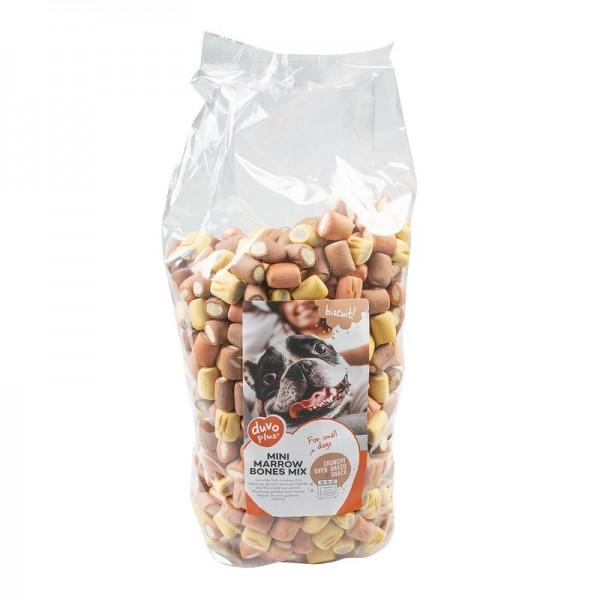 Duvo бисквити Mini Marrowbones Mix за кучета