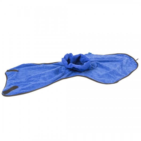 Duvo халат за кучета от микрофибърна кърпа