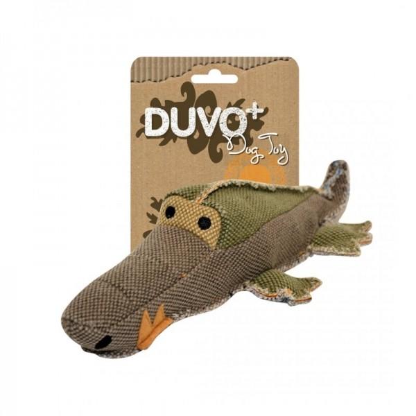Duvo играчка за кучета - крокодил