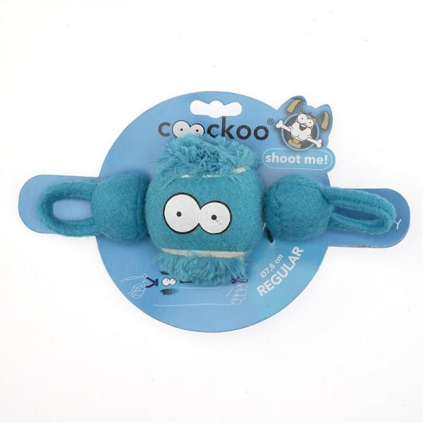Duvo играчка за изтрелване със синя дръжка за кучета
