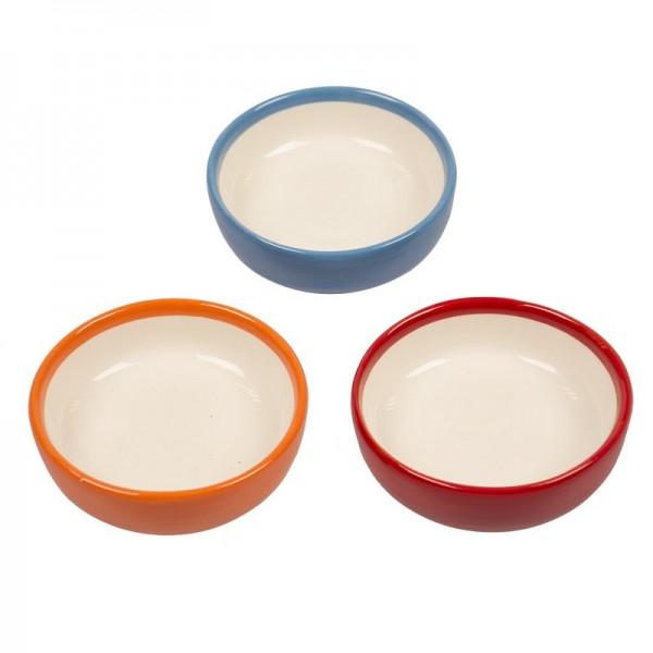 Duvo керамична купичка в 3 различни цвята за кучета