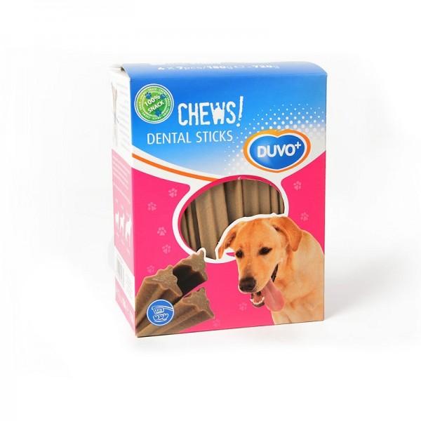 Duvo Dental Chews - лакомство за кучета дентални пръчици 28бр. / 720 гр