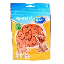 Duvo soft bites - Лакомство за куче, меки хапки с вкус на пиле 100 гр.