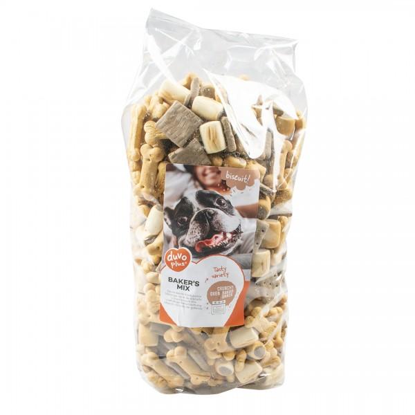 Duvo+ Biscuit! Baker's Mix - Дуво Бисквити за кучета 2 кг.
