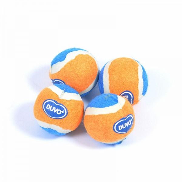 Duvo тенис топки за кучета, 4бр. - 37 см