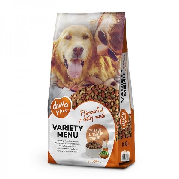 Duvo Variety Menu суха храна за кучета