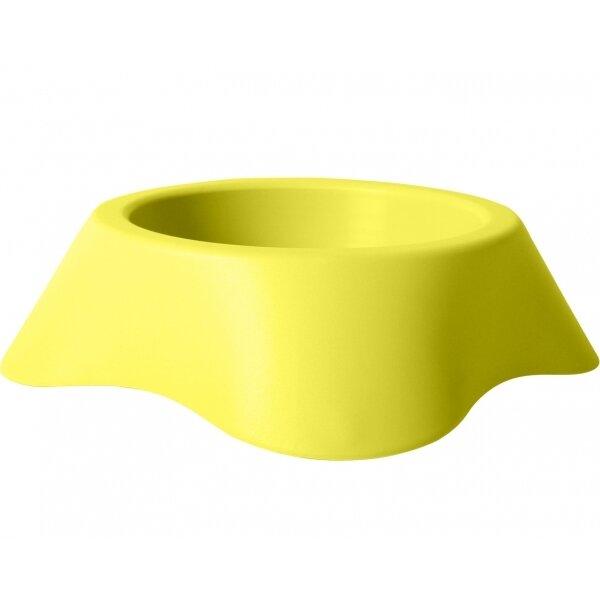 Duvo жълта пластмасова купичка