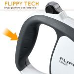 Автоматичен повод за куче с въже Retractable Lead Flippy Tech Cord