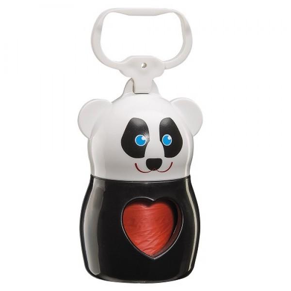 Dudu Animals Panda Bags Dispenser - Дуду Държач за Хигиенни Торбички за Кучета