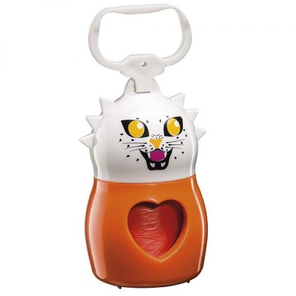 Dudu Animals Tiger Bags Dispenser - Дуду Държач за Хигиенни Торбички за Кучета