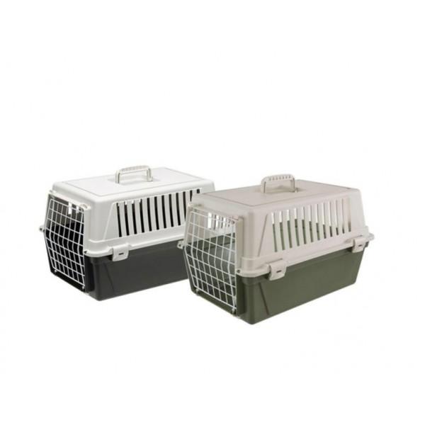 Ferplast ATLAS EL GREY- транспортна чанта за кучета и котки