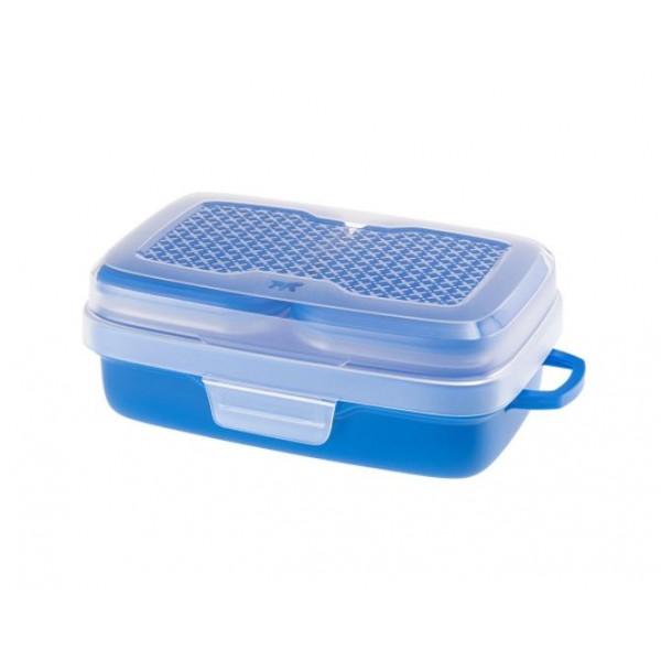 Ferplast CONTAINER PET RISTO - комплект за храна и вода с поставка