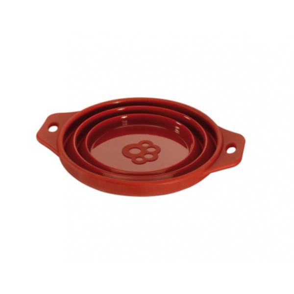 Ferplast - сгъваема купичка за храна и вода за кучета и котки