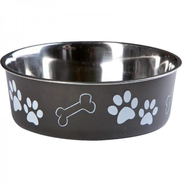 FLAMINGO черна купа за кучета BELLA
