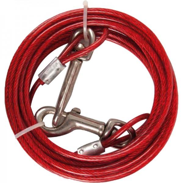 FLAMINGO червено въже за двор