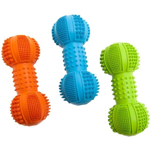 FLAMINGO дентална играчка за кучета RUFFUS ГИРИЧКА 12,5см.