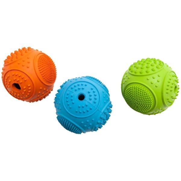 Flamingo - дентална топка, играчка за кучета 7.5см
