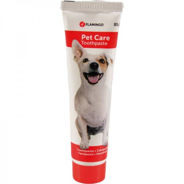 FLAMINGO паста за зъби за кучета 85 гр