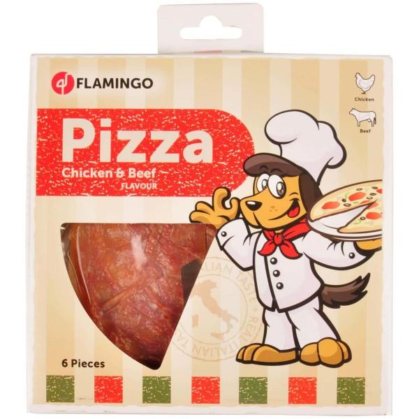 Flamingo Pizza - Пица за кучета Фламинго 6 парчета