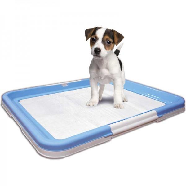 FLAMINGO тоалетна подложка за малки кученца, Размер М