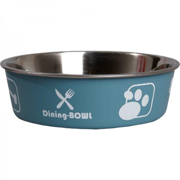 FLAMINGO синя купа за кучета 23 см. / 2200 мл.