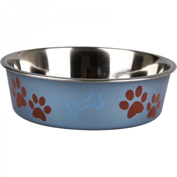 FLAMINGO тъмносиня купа Bella за кучета