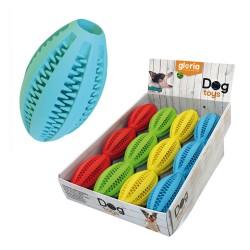 Gloria Dental Toy - Дентална Играчка за Куче Топка Ръгби
