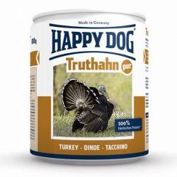Happy Dog Turkey (Truthahn) Pur Хепи Дог Консерва с Пуешко Месо