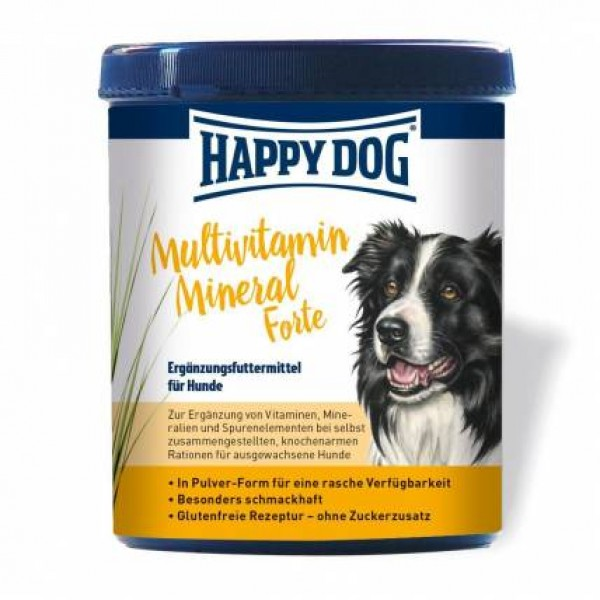 Happy Dog Multivitamin Mineral Хепи Дог Мултивитамин Минерал