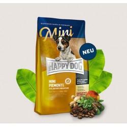 Happy Dog Supreme Sensible Mini Piemont - Храна за Кучета Хепи Дог за Малки Породи  с Патешко, Морска Риба и Благороден Кестен
