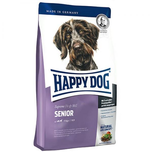 Happy Dog Adult Senior -  Хепи Дог Храна за Възрастни Кучета над 6год.