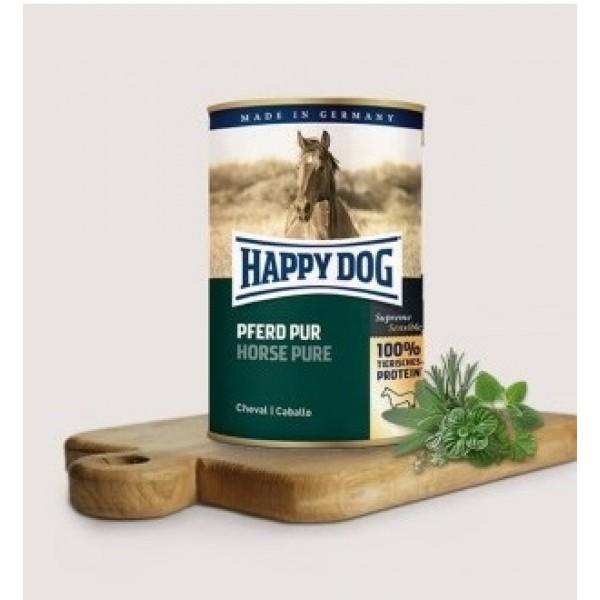 Happy Dog Horse Pur Хепи Дог Консерва с Конско Месо