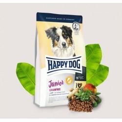 Happy Dog Supreme Junior Grainfree - Храна за Подрастващи Кучета Хепи дог Джуниър Грейн Фри