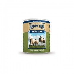 Happy Dog Lamm Pur Хепи Дог Консерва с Агнешко Месо