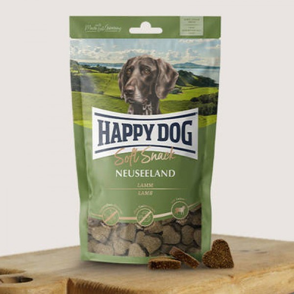 Happy Dog Soft Snack - Лакомство за кучета в различни вкусове 100 гр с агнешко