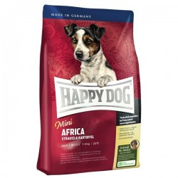 Happy Dog Supreme Mini Africa Хепи Дог Супер Премиум Мини Африка за Чувствителни Кучета
