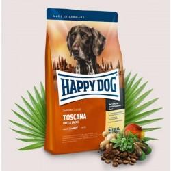 Happy Dog Supreme Toscana Хепи Дог Супер Премиум Тоскана за Пораснали Чувствителни Кучета - ДО ИЗЧЕРПВАНЕ НА КОЛИЧЕСТВАТА